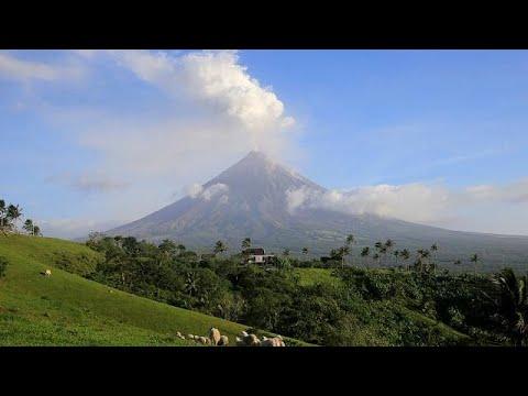 Φιλιππίνες: Η έκρηξη του Μαγιόν μπορεί να διαρκέσει μήνες