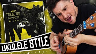 Twenty One Pilots Ukulele Style - Trench ( FULL ALBUM )