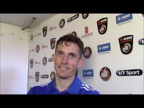 Damon Lathrope - Torquay United reaction