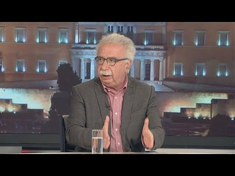 Ο υπουργός Παιδείας Κ. Γαβρόγλου εφ' όλης της ύλης στην Επόμενη Μέρα της ΕΡΤ