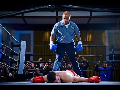 The Super Bowl commercial you didn't see... Mike Tyson... yes THE Mike Tyson - KOs someone in local plumber Ad... WATCH