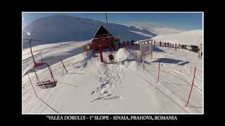 Sinaia Romania  City pictures : Discover Romania skiing -