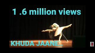 KHUDA JAANE@Bachna Aye Hasseno/Ranbir kapoor $ Deepika Padukone/Dance covr by SAMPURNA $ SOURAV.....