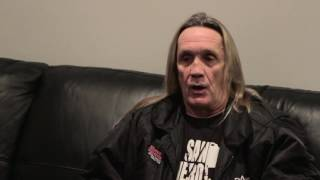 We spoke to Iron Maiden drummer Nicko McBrain about The Book Of Souls world tour and more! Get Iron Maiden's latest album ...