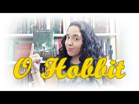 O Hobbit, J. R. R. Tolkien | Um Livro e Só