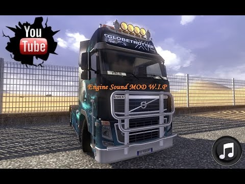 Custom all Volvo Sound (W.I.P.) update v0.2