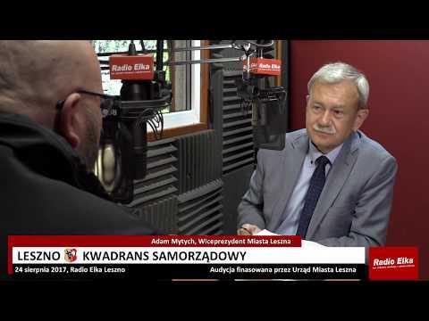 Wideo1: Leszno Kwadrans Samorządowy 24 sierpnia 2017