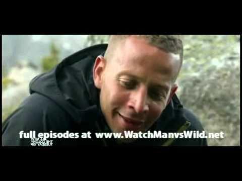 Man vs. Wild - Fan vs. Wild Season 5 Episode 5 (2 of 3)