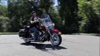 10. 2013 Heritage Softail Classic