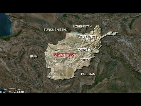 Μπαράζ βομβιστικών επιθέσεων στο Αφγανιστάν