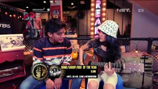 Sheryl Sheinafia dan Boy William - The Second You Sleep ( Saybia Cover )