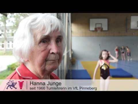 Ehrenamt in SH: Hanna Junge