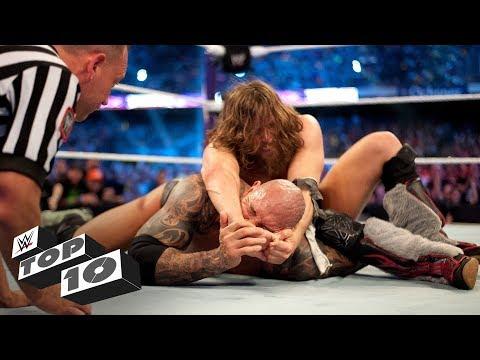 Daniel Bryan's dominating moves: WWE Top 10, April 2, 2018