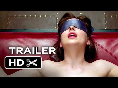 '50 Shades of Grey' trailer sparks a storm, so you can expect   even more tickets to be sold video