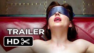 Fifty Shades Of Grey Official Trailer 1 2015  Jamie Dornan Dakota Johnson Movie HD