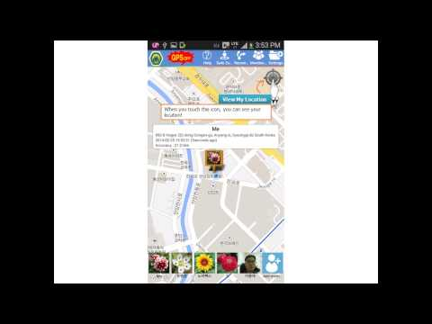 Video of Family Locator,GPS Tracker