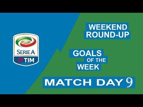 Seria A Highlights & Goals Matchday 9 2018/19