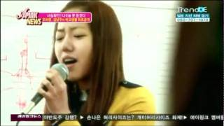 Download Lagu [CUT] A Pink's Namjoo singing 'If I ain't got you' by Alicia Keys Mp3