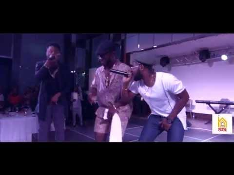 FALZ THE BAHD GUY LIVE IN UKRAINE (THE GOOD THE MAD AND THE FUNNY)