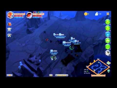 Albion online dungeon gameplay, Clan Real Gana (castellano)