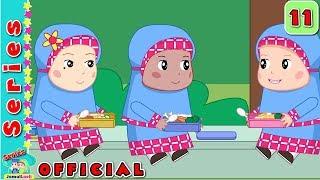 Video #11 Makan Bersama#Syifa Marah#Laeli Melerai- Jamal Laeli Series Official MP3, 3GP, MP4, WEBM, AVI, FLV Juli 2018