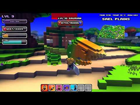 Cube World: Monsters