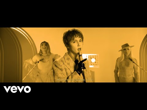 Troye Sivan - Easy (Korean Lyrics Video)