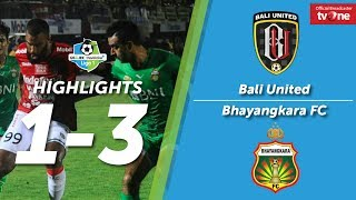 Video Bali United vs Bhayangkara FC: 1-3 All Goals & Highlights MP3, 3GP, MP4, WEBM, AVI, FLV Oktober 2017
