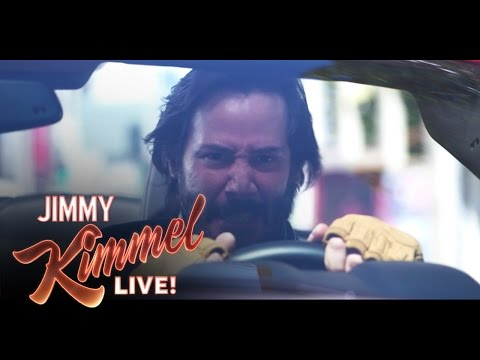 A Reasonable Speed with Jimmy Kimmel and Keanu