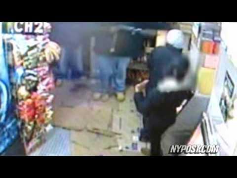 Shotgun Robbery - New York Post