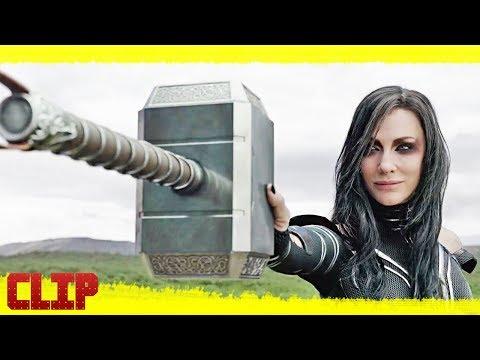 """Thor 3: Ragnarok Featurette """"Hela"""" Subtitulado"""