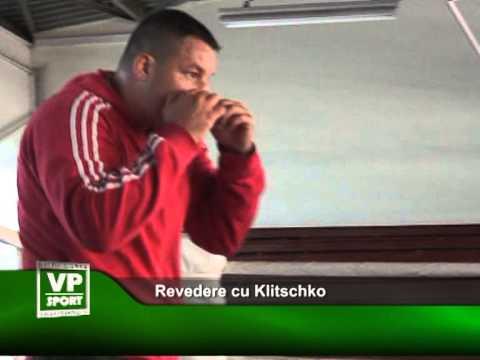 Revedere cu Klitschko