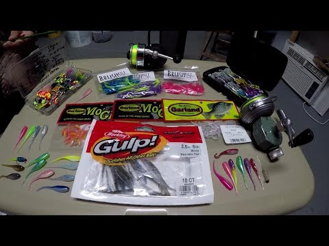 My Favorite Jigs , Jig Heads , and Colors For Crappie Fishing