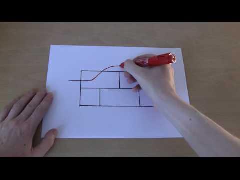 世界無人能解之題!!! 如果用一條線把所有的線都串起來 絕對是天才!!