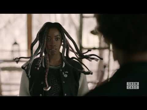Legacies 1x14 MG And Alaric Meet Gorgon