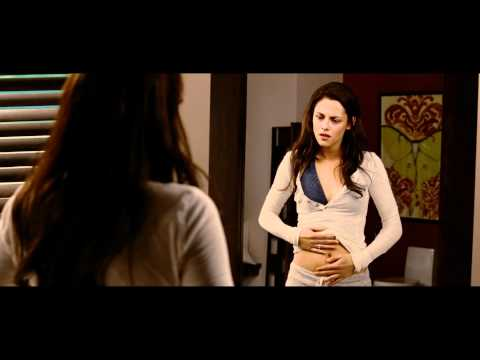 Twilight sága: Rozbřesk - 1. část (Twilight saga: Breaking Dawn - part 1) - český trailer 2