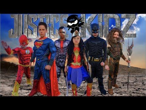 Justice Kidz | Ninja Kidz TV (видео)
