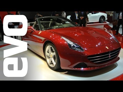 Shows - We take a look at the Ferrari California T at Geneva 2014. Subscribe to evo TV for more videos: http://bit.ly/1eQdsz0 Register for evo's weekly newsletter: h...