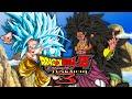 Ssgss4 Goku Vs Ssj8 Broly Dragon Ball Z: Budokai Tenkai