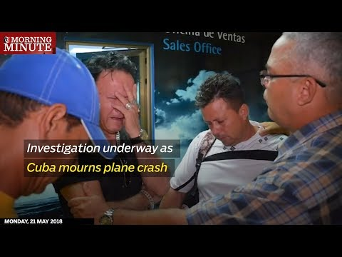 Investigation underway as Cuba mourns plane crash