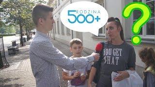 Co Polacy myślą o programie 500+? SONDA ULICZNA
