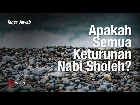 gratis download video - Tanya-Jawab-Apakah-Semua-Keturunan-Nabi-Sholeh--Ustadz-Dr-Firanda-Andirja-MA