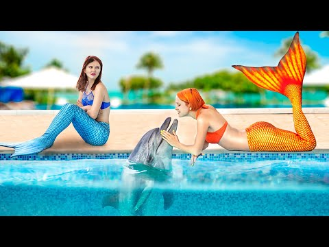 Gute Meerjungfrau vs Böse Meerjungfrau - 19 Lustige und Peinliche Momente