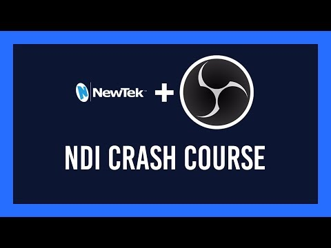 OBS NDI Crash Course | Everything you need to know & How to do it