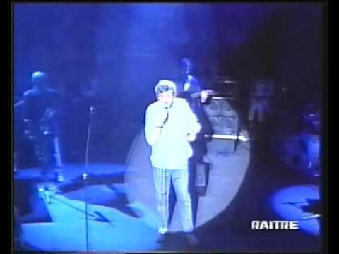 FRANCESCO GUCCINI - SAMANTHA (LIVE)