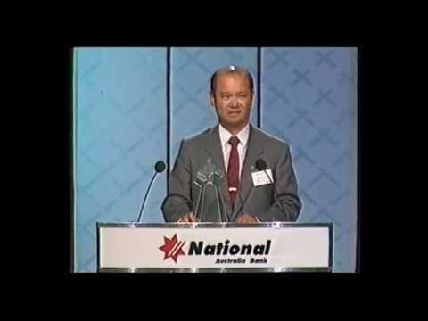 1991 Ethnic Business Awards Winner – Business Migration Category  – Jonathan Huang – Britcola