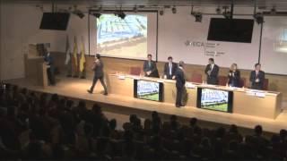 Acto de graduacion en la ESI, UCA, 2015