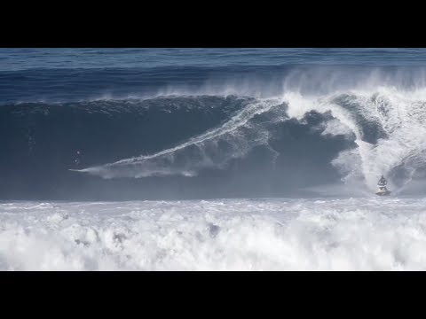 Dry-Land Drama Threatens to Derail Incredible Big Wave Surf Session | Big-Wave Addicts, Ep. 3