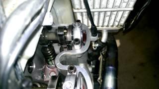 7. Husqvarna TE510 2006 valve lifter