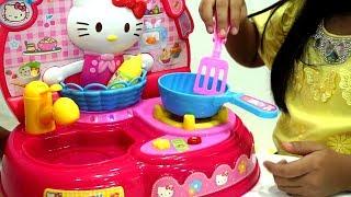 Video Mainan Anak Masak Masakan Hello Kitty 💖 Potong Buah dan Sayur 💖 Jessica Jenica MP3, 3GP, MP4, WEBM, AVI, FLV September 2018